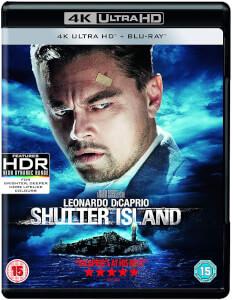 SHUTTER ISLAND - 4K Ultra HD
