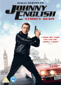 Johnny English Strikes Again (Includes Digital Copy)