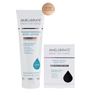 AMELIORATE Smooth Glow Duo (Worth £29.00)