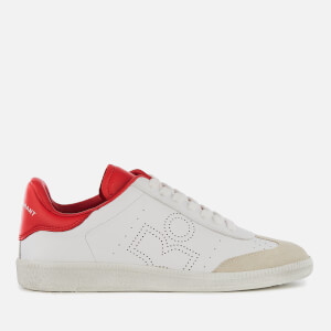 Isabel Marant Women's Bryce Trainers - Red