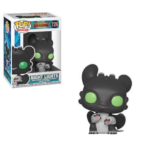 Figura Funko Pop! - Night Lights 1 - Como Entrenar a Tu Dragón 3