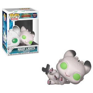 Figura Funko Pop! - Night Lights 2 - Como Entrenar a Tu Dragón 3