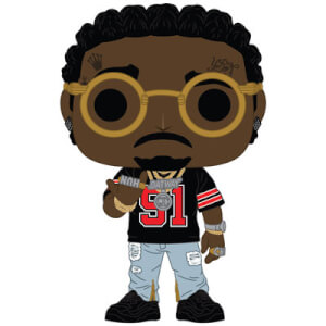 Pop! Rocks Migos Quavo Funko Pop! Figuur