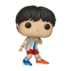 Pop! Rocks BTS J-Hope Funko Pop! Figuur