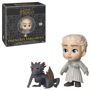 Funko 5 Star Vinyl Figure: Game of Thrones - Daenerys Targaryen