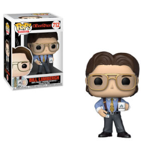 Office Space Bill Funko Pop! Vinyl