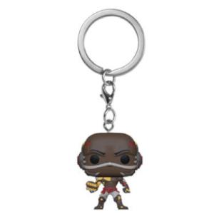 Porte Clé Pop! Keychain Overwatch Doomfist