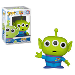 Toy Story 4 - Alien Pop! Vinyl Figur