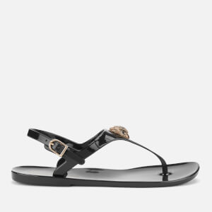 Kurt Geiger London Women's Maddison Toe Post Sandals - Black