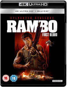 Rambo: First Blood - 4K Ultra HD
