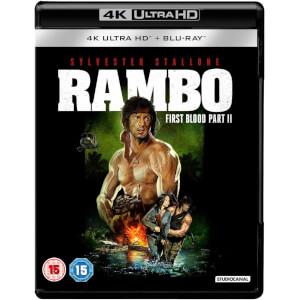 Rambo: Acorralado Parte II 4K Ultra HD