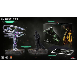 TriForce DC Comics Injustice 2: The Versus Collection 23-28cm PVC Statues (Game NOT included)