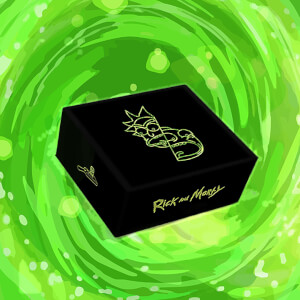 Rick and Morty Quarterly Subscription Box