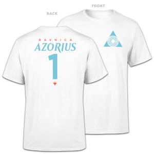 Magic The Gathering Azorius Sports Men's T-Shirt - White