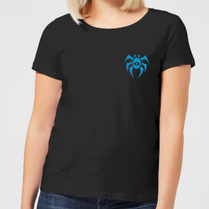 Magic The Gathering Dimir Sports Women's T-Shirt - Black