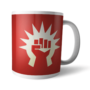 Magic The Gathering Boros Mug
