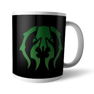 Magic The Gathering Golgari Mug