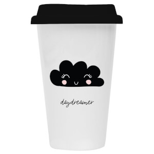 Daydreamer Ceramic Travel Mug