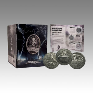 Universal Monsters Limited Edition Munstukkenalbum