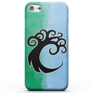 Magic The Gathering Simic Fractal Phone Case for iPhone and Android