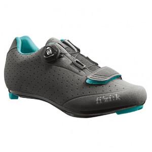 Fizik R5B Road Shoes - Grey/Green