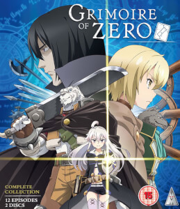Grimoire Of Zero Collection