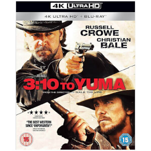 3:10 To Yuma - 4K Ultra HD