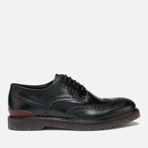 PS Paul Smith Men's Cruz Leather Brogues - Black