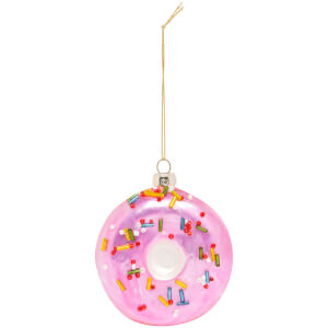 Sunnylife Donut Christmas Decoration