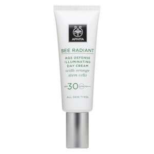APIVITA Bee Radiant Age Defense Illuminating Day Cream SPF 30 40ml