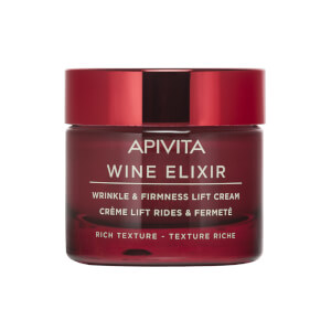 APIVITA Wine Elixir Wrinkle & Firmness Lift Cream - Rich Texture 50ml