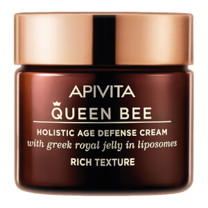 APIVITA Queen Bee Holistic Age Defense Cream - Rich Cream 50ml
