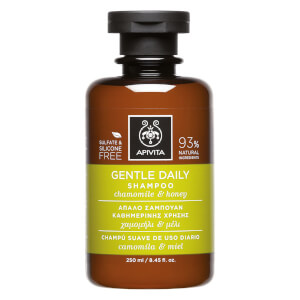 Шампунь для ежедневного ухода APIVITA Holistic Hair Care Gentle Daily Shampoo — German Chamomile & Honey 250 мл