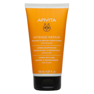 APIVITA Holistic Hair Care Nourish & Repair Conditioner for Dry-Damaged Hair - Olive & Honey 150 ml