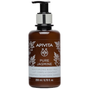 APIVITA Pure Jasmine Moisturizing Body Milk 200ml