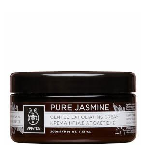 Crema exfoliante suave Pure Jasmine de APIVITA 200 ml