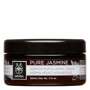APIVITA Pure Jasmine Gentle Exfoliating Cream 200ml