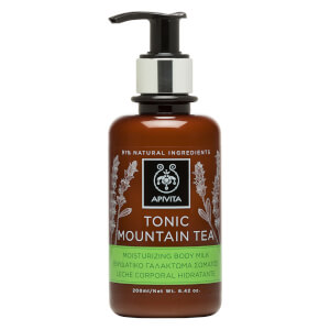 APIVITA Tonic Mountain Tea latte idratante corpo 200 ml