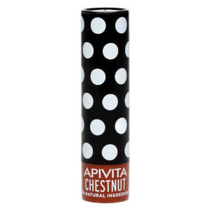 Бальзам для губ с экстрактом каштанов APIVITA Lip Care — Chestnut 4,4 г