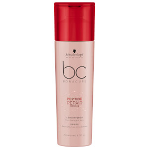 Schwarzkopf Professional BC Peptide Repair Rescue Conditioner 200ml