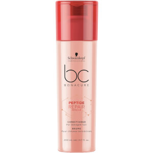 Schwarzkopf BC Bonacure Peptide Repair Rescue Conditioner 200ml