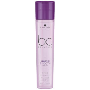 Schwarzkopf Professional BC Keratin Smooth Perfect Micellar Shampoo 250ml