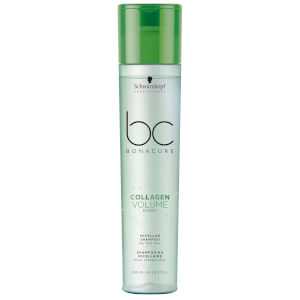 Shampoo Micelar de Volume Collagen Volume Boost BC da Schwarzkopf Professional 250 ml