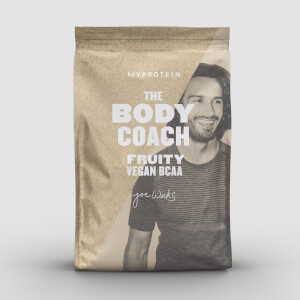 The Body Coach Fruity Vegan BCAA