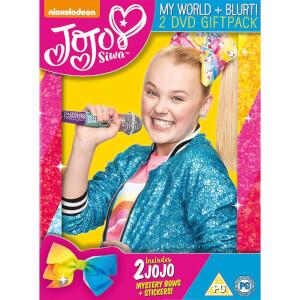 Jojo Gift Boxset (Blurt + My World including BFF Bows)