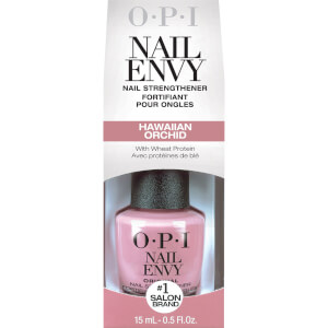 OPI Nail Envy Treatment Strength + Color - Hawaiian Orchid 15ml