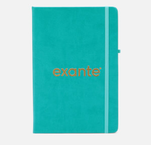 Exante Notebook (Black Friday Free Gift)
