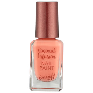 Barry M Cosmetics Coconut Infusion Nail Paint (Various Shades)