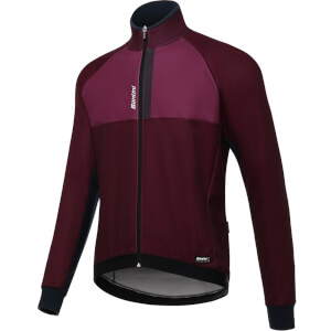 Santini Colle Windstopper Jacket - Bordeaux