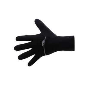 Santini Origine Windstopper Gloves - Black